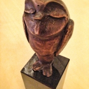 Het bronzen Uiltje